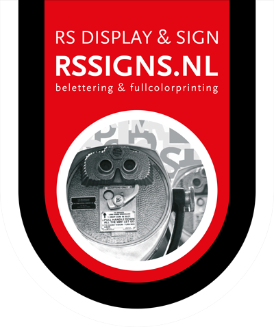 logo RS Display & Sign Heesch